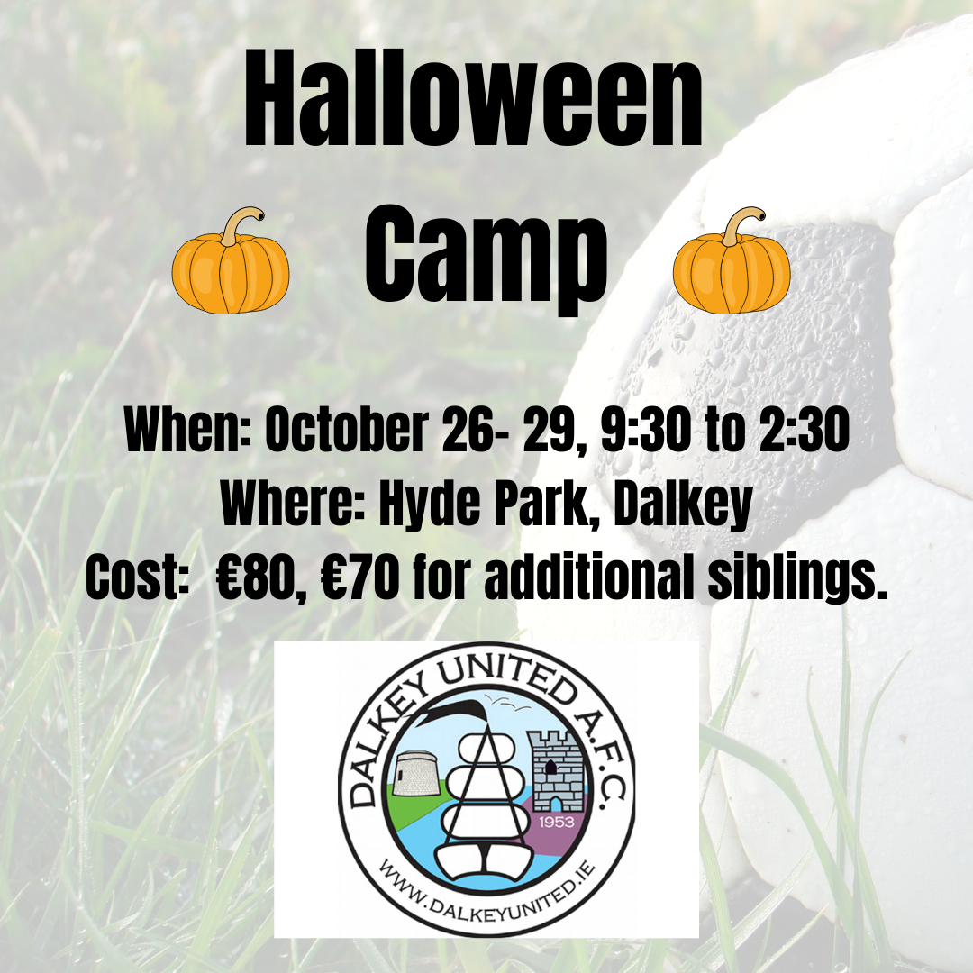 Halloween Camps - 2021