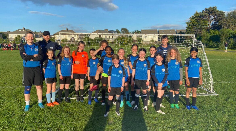 Dalkey United U13 Girls