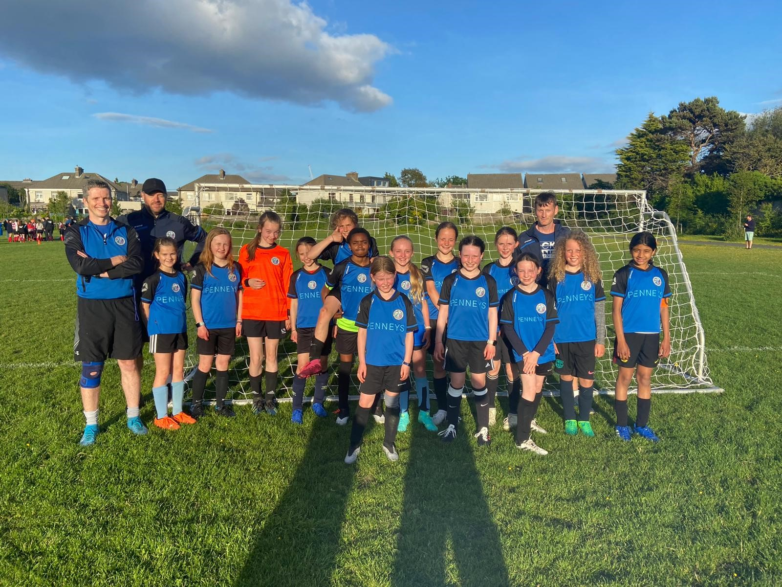 Talented Dalkey United footballers shine in MGL and Academy teams